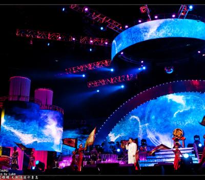 2012余天台灣巡迴演唱會